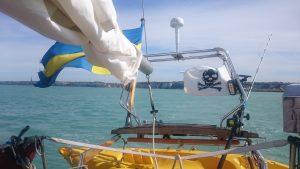 Lämnar Dieppe bakom oss