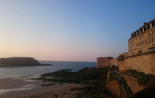Frankrike Sankt Malo