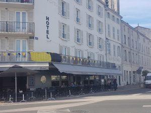 La Rochelle hotell