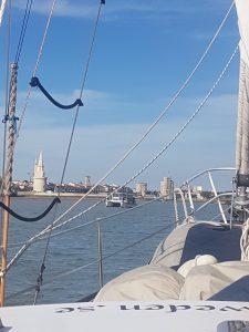 segla La Rochelle