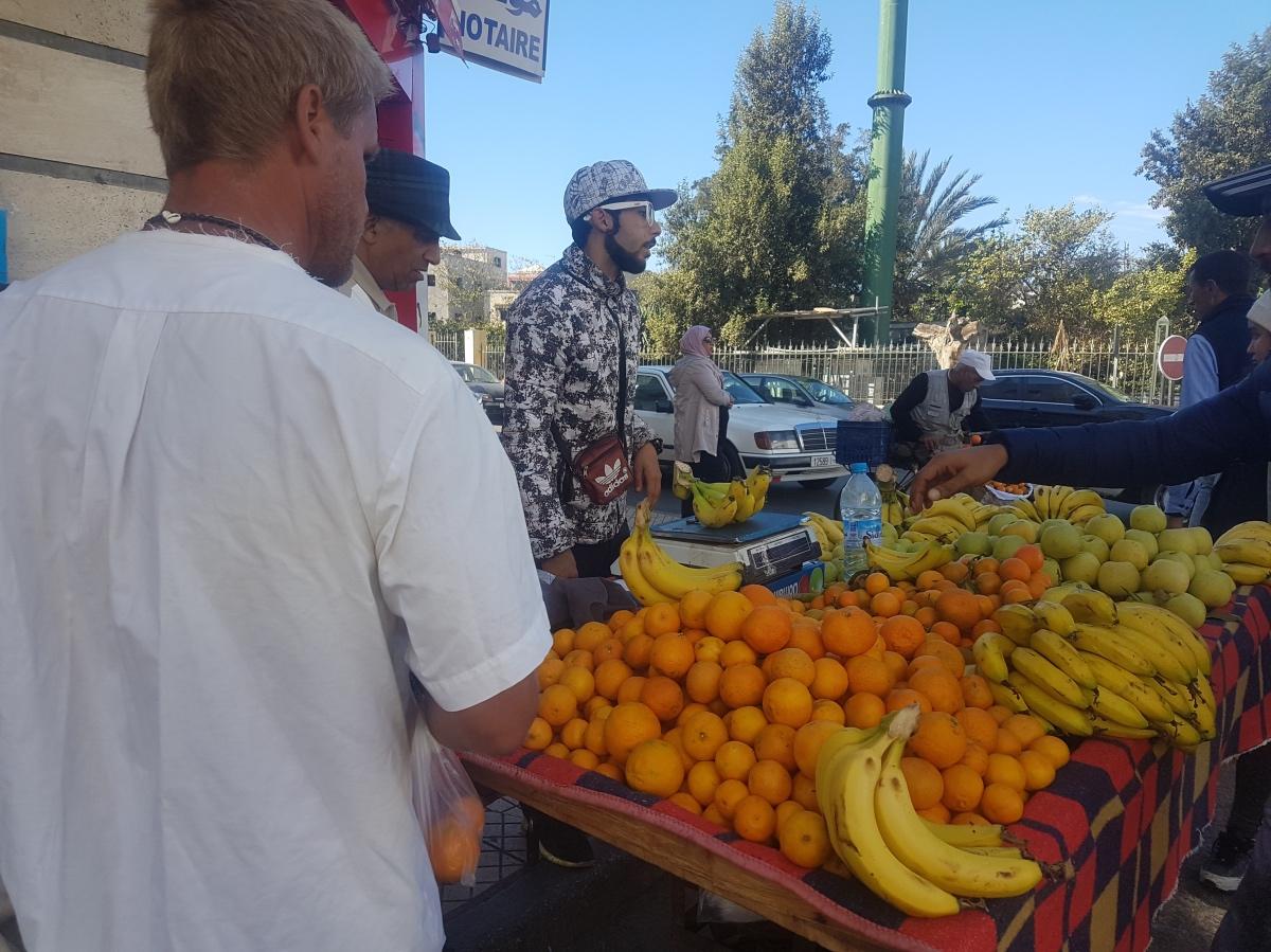 Dagar fyllda med äventyr i Marocko