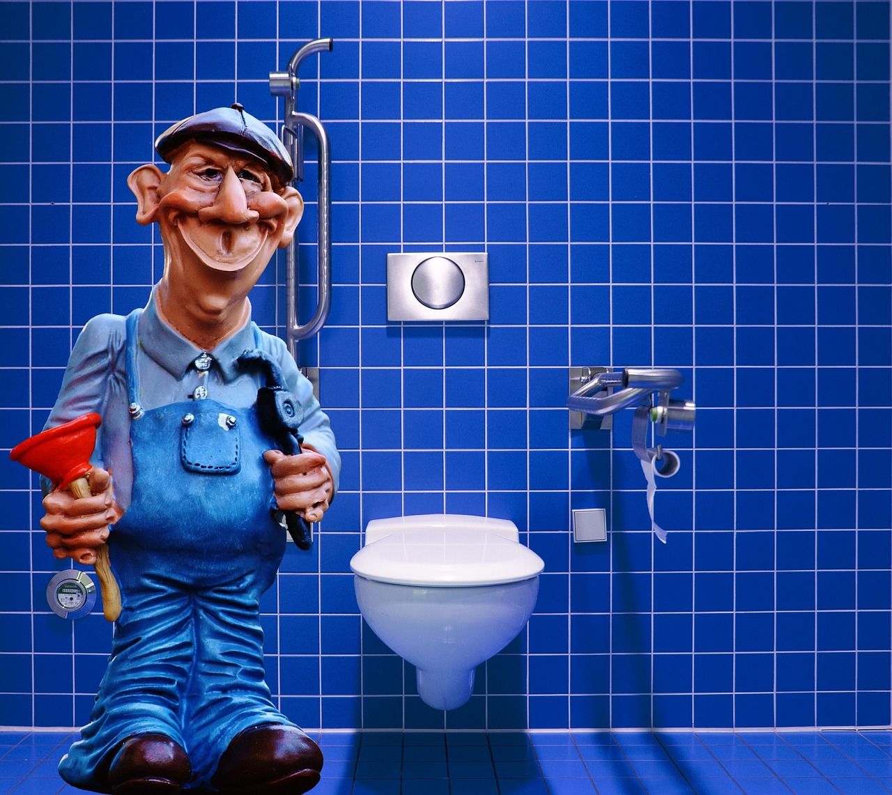 90 Days with Black Pearl of Sweden – Day 19 – Toilet fix