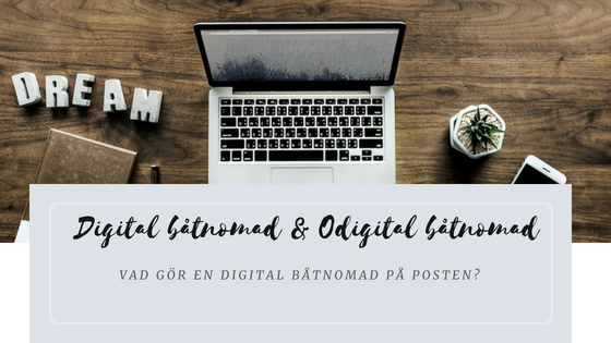 digital båtnomad