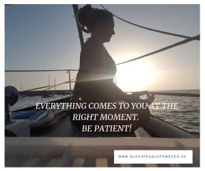 tillit och tålamod