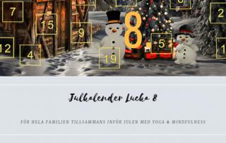 Julkalender 2018 lucka 8