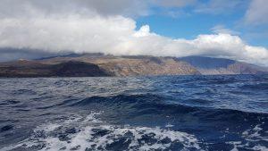 ett inlägg från havet