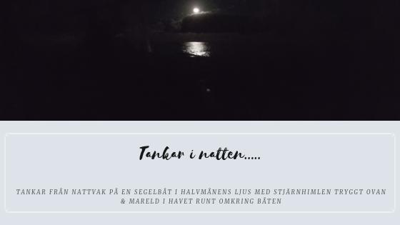 Tankar i natten