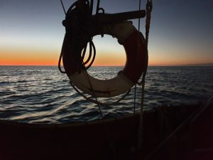 dagarna på havet del1