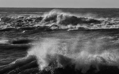 Full fart & rädslor mot ny ö