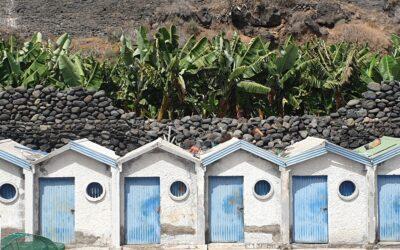 La Isla Bonita eller ön där man böjer bananerna….